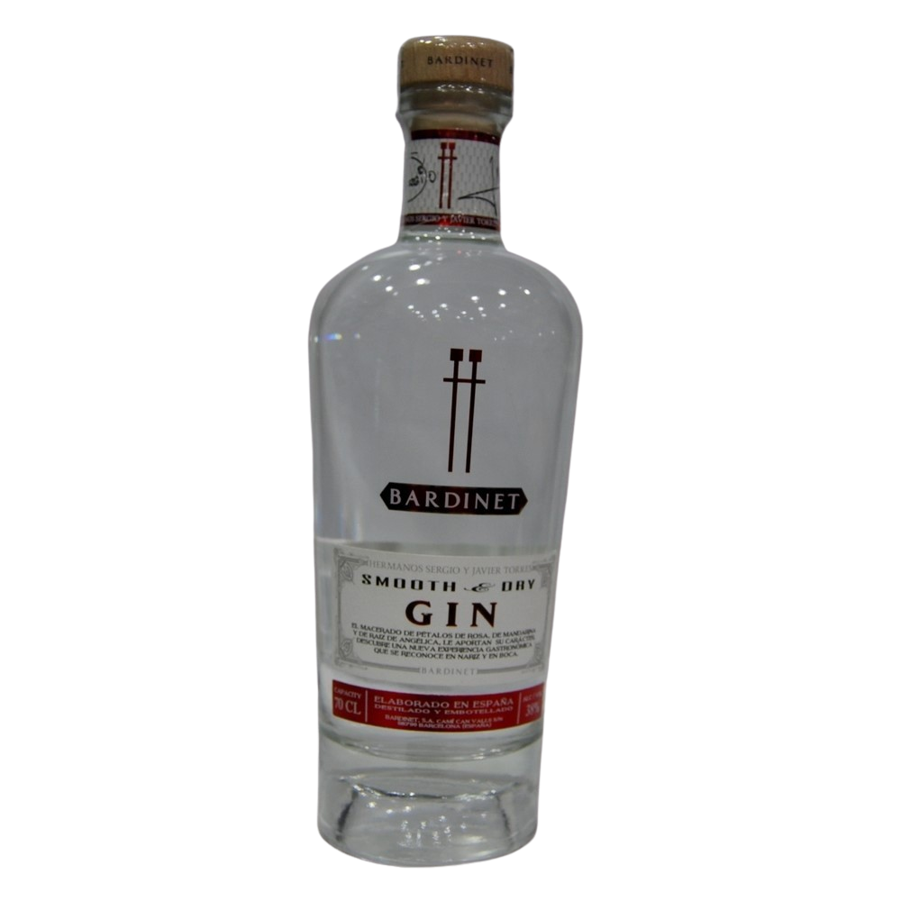 Bardinet Smooth Dry Gin