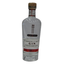 [CJ-0087] Bardinet Smooth Dry Gin