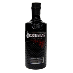 [CJ-0085] Brockmans Intensely Smooth Premium Gin