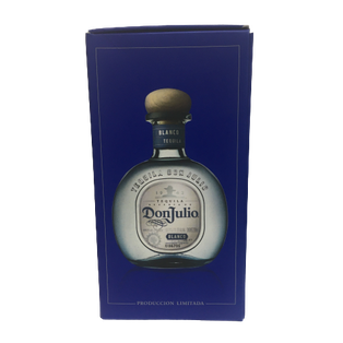 Don Julio tequila blanco reserva  70cl