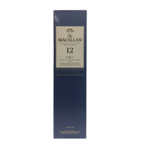 The macallan 12 años triple cask natured 70cl